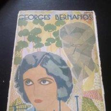 Libros de segunda mano: EL JÚBILO GEORGES BERNANOS. Lote 271133723