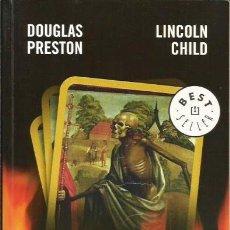 """Livres d'occasion: LIBRO, """"LA DANZA DE LA MUERTE"""" DE DOUGLAS PRESTON Y LINCOLN CHILD, ED. RANDON HOUSE-MONDADORI 2007. Lote 271866388"""