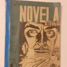 Libros de segunda mano: LA NOVELA DEL SÁBADO, AÑO 1940. Lote 272144288