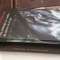 Libros de segunda mano: 2011 - MARES TENEBROSOS. UNA ANTOLOGÍA DE CUENTOS DE TERROR EN EL MAR - VALDEMAR CLUB DIÓGENES. Lote 272190753