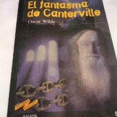 Libros de segunda mano: EL FANTASMA DE CARNTERVILLE - OSCAR WILDER. Lote 274200903
