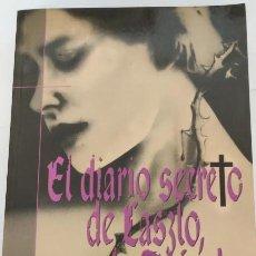Libros de segunda mano: EL DIARIO SECRETO DE LASZLO, CONDE DRÁCULA. RODERICK ANSCOMBE.. Lote 275295848