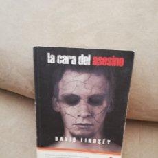 Libros de segunda mano: DAVID LINDSEY - LA CARA DEL ASESINO - EL ANDÉN 2007. Lote 277216973