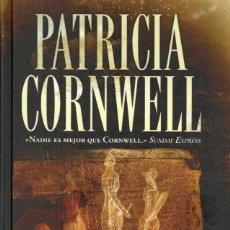 Libros de segunda mano: EL LIBRO DE LOS MUERTOS. PATRICIA CORNWELL. ED. ZETA 2009. 440 PÁGS. TAPA DURA.. Lote 277242358