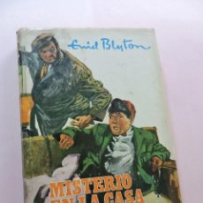 Libros de segunda mano: MISTERIO EN LA CASA DESHABITADA. BLYTON, EMID. EDITORIAL MOLINO 1960. Lote 277678053