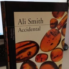 Libros de segunda mano: ACCIDENTAL - SMITH, ALI. Lote 277717838
