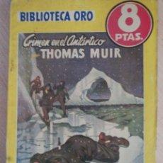 Libros de segunda mano: BIBLIOTECA ORO (SERIE AMARILLA) . Nº 322. COLLAR DE LA SULTANA. ED.MOLINO. Lote 277717928