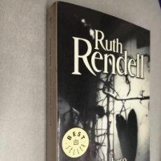 Libros de segunda mano: UN BESO PARA MI ASESINO / RUTH RENDELL / DEBOLSILLO 1ª EDICIÓN 2003. Lote 278195218