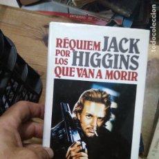 Libros de segunda mano: LIBRO REQUIEM POR LOS QUE VAN A MORIR JACKS HIGGINS 1973 CIRCULO DE LECTORES L-23704-13. Lote 278404668