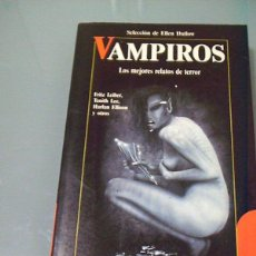 Libros de segunda mano: VAMPIROS. ROBINBOOK. Lote 278837738