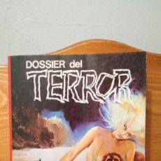 Libros de segunda mano: DOSSIER DEL TERROR ~ TOMO I. Lote 278921873