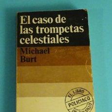 Libros de segunda mano: EL CASO DE LAS TROMPETAS CELESTIALES. MICHAEL BURT. SELECCIONES DEL SÉPTIMO CÍRCULO. Lote 279332413
