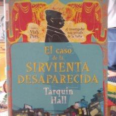Libros de segunda mano: EL CASO DE LA SIRVIENTA DESAPARECIDA. Lote 280150998