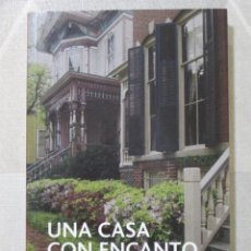 Libros de segunda mano: CRISTINA MACIA, UNA CASA CON ENCANTO, EDEBE, CASA ENCANTADA, FANTASMAS TERROR. Lote 285396068