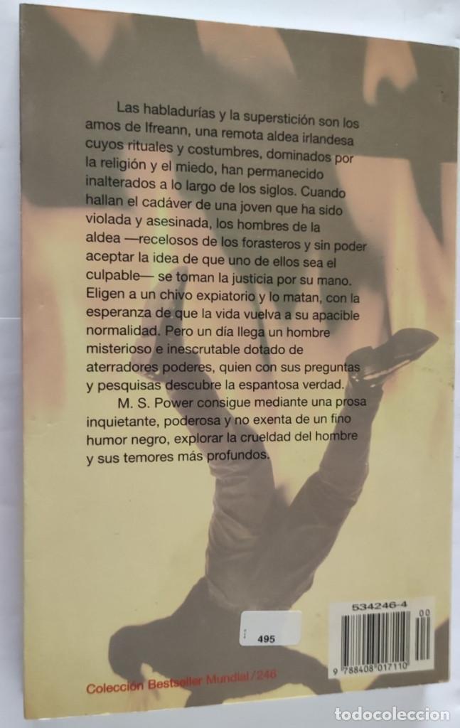 Libros de segunda mano: UN SILENCIO PROTECTOR. M. S. POWER. PLANETA. - Foto 2 - 287084843