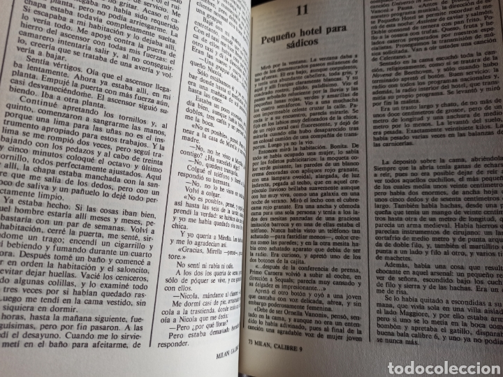 Libros de segunda mano: EL CLUB DEL MISTERIO, TOMOS 1 A 18,, COLECCIÓN BRUGUERA, CASI COMPLETA FALTA EL VOL. 19. - Foto 7 - 287667793