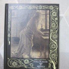 Libros de segunda mano: LA PATA DE MONO Y OTROS CUENTOS MACABROS - W. W. JACOBS - LIBRO VALDEMAR GÓTICA - TERROR. Lote 288139968