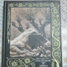 Libros de segunda mano: CUMBRES BORRASCOSAS - EMILY BRONTE - LIBRO CLÁSICO EDITORIAL VALDEMAR GÓTICA. Lote 288142913
