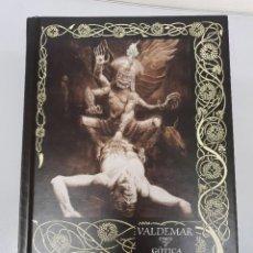 Libros de segunda mano: SMARRA, O LOS DEMONIOS DE LA NOCHE - CHARLES NODIER - LIBRO EDITORIAL VALDEMAR GÓTICA. Lote 288143068