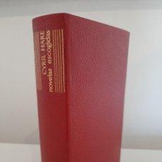 Libros de segunda mano: NOVELAS ESCOGIDAS. CYRIL HARE. AGUILAR. COLECCIÓN EL LINCE ASTUTO. 1964. Lote 288146473