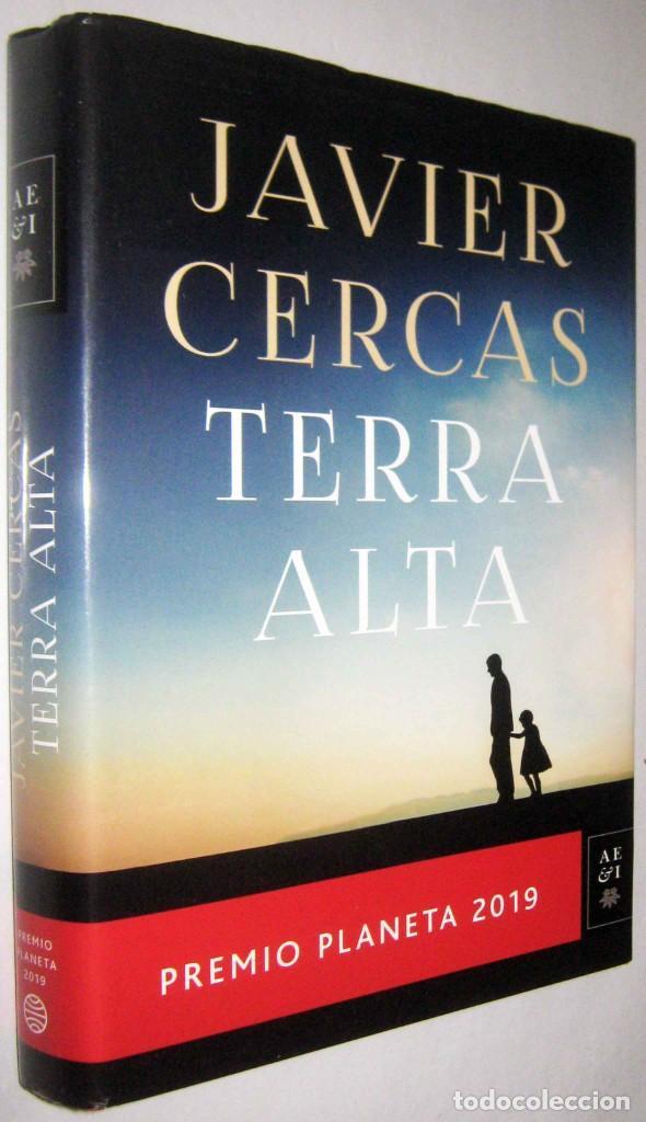 TERRA ALTA - JAVIER CERCAS (Libros de segunda mano (posteriores a 1936) - Literatura - Narrativa - Terror, Misterio y Policíaco)
