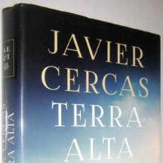 Libros de segunda mano: TERRA ALTA - JAVIER CERCAS. Lote 288148543