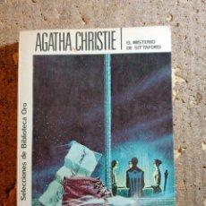 Libros de segunda mano: LIBRO DE AGATHA CHRISTIE EN EL MISTERIO DE SITTAFORD. Lote 288328903