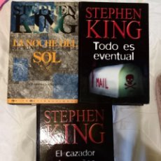 Libros de segunda mano: STEPHEN KING. Lote 288598098