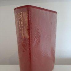 Libros de segunda mano: NOVELAS ESCOGIDAS. TOMO I. LESLIE CHARTERIS. EDITORIAL AGUILAR. COLECCIÓN EL LINCE ASTUTO. 1967. Lote 288625123