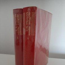 Libros de segunda mano: NOVELAS ESCOGIDAS. 2 TOMOS. S. ANDRE STEEMAN. AGUILAR. COLECCIÓN EL LINCE ASTUTO. PRECINTADOS. Lote 288626043