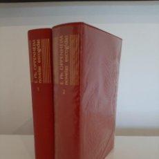 Libros de segunda mano: NOVELAS ESCOGIDAS. 2 TOMOS. EDWARD PH. OPPENHEIM. EDITORIAL AGUILAR. COLECCIÓN EL LINCE ASTUTO. 1964. Lote 288626883
