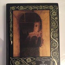 Libros de segunda mano: CTHULHU. UNA CELEBRACIÓN DE LOS MITOS - H. P. LOVECRAFT Y OTROS - LIBRO EDITORIAL VALDEMAR GÓTICA. Lote 288699963