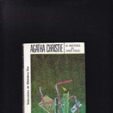 Libros de segunda mano: AGATHA CHRISTIE - EL MISTERIO DE SANS-SOUCI - EDITORIAL MOLINO 1981. Lote 288705598