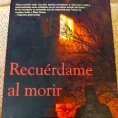 Libros de segunda mano: SILVER KANE ( FRANCISCO GONZÁLEZ LEDESMA ). RECUÉRDAME AL MORIR.. Lote 288710733