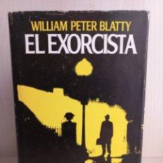 Libros de segunda mano: EL EXORCISTA. WILLIAM PETER BLATTY. PLAZA Y JANÉS, NOVELISTAS DEL DÍA, 1974.. Lote 288868573