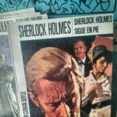 Libros de segunda mano: SHERLOCK HOLMES SIGUE EN PIE. SIR ARTHUR CONAN DOYLE. EDITORIAL MOLINO. Lote 288943903