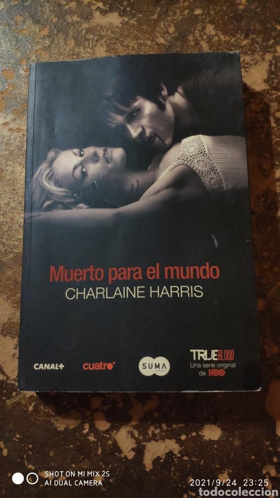 MUERTO PARA EL MUNDO (CHARLAINE HARRIS) (SUMA DE LETRAS) (Libros de segunda mano (posteriores a 1936) - Literatura - Narrativa - Terror, Misterio y Policíaco)