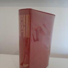 Libros de segunda mano: NARRACIONES COMPLETAS. EDGAR ALLAN POE. AGUILAR. COLECCIÓN EL LINCE ASTUTO. PRECINTADO. Lote 289894523