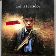 Libros de segunda mano: PA NEGRE - EMILI TEIXIDOR - LABUTXACA - LABUTXACA. Lote 293758313