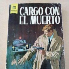 Libros de segunda mano: CARGO CON EL MUERTO (ERIC PIQUET WICKS). Lote 294514648