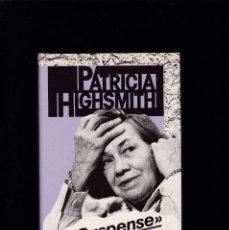 Libros de segunda mano: PATRICIA HIGHSMITH - SUSPENSE - CIRCULO LECTORES 1987. Lote 295519998
