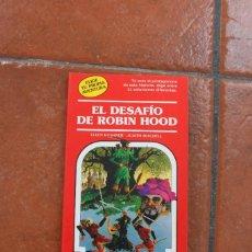 Libros de segunda mano: ELIGE TU PROPIA AVENTURA Nº 31 : EL DESAFIO DE ROBIN HOOD ; ELLEN KUSHNER - JUDITH MITCHELL. Lote 295906853