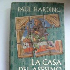 Libros de segunda mano: LA CASA DEL ASESINO ROJO. PAUL HARDING. Lote 297031728