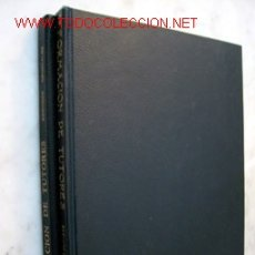 Libros de segunda mano: FORMACION DE TUTORES - 2 TOMOS. Lote 27100592