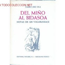 Libros de segunda mano: CAMILO JOSE CELA. Lote 837457