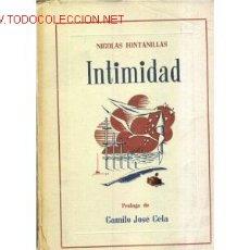 Libros de segunda mano: 1950.SEVILLA. FONTANILLAS. CAMILO JOSE CELA.. Lote 24515926