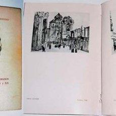 Libros de segunda mano: LIBRO CATALOGO 1944 SOBRE LA EXPOSICION DE ACUARELAS DIBUJOS Y GRABADOS ALEMANES SIGLOS XIX Y XX. Lote 14209906