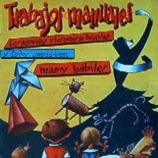 Libros de segunda mano: TRABAJOS MANUALES. Lote 12979483