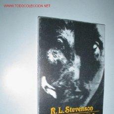 Libros de segunda mano: EL DR. JEKYLL Y MR. HYDE. Lote 1896659