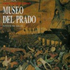 Libros de segunda mano: LIBRO MUSEO DEL PRADO, DE XAVIER DE SALAS. PRIMITIVOS ESPAÑOLES PINTORES DEL SIGLO XV DURERO Y RAFAE. Lote 22923686